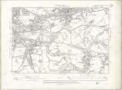 Lanarkshire Sheet VIII.SW - OS 6 Inch map