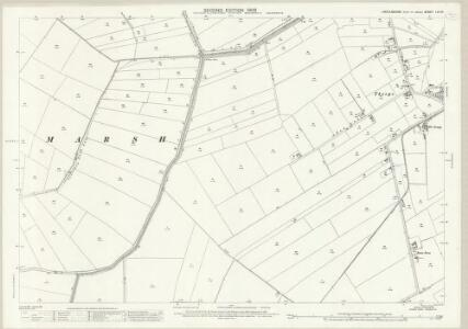 Lincolnshire LVII.16 (includes: Beesby in the Marsh; Hannah cum Hagnaby; Mablethorpe; Maltby Le Marsh; Sutton in the Marsh; Trusthorpe) - 25 Inch Map