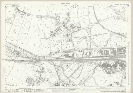 Lancashire CXIV.12 (includes: Widnes) - 25 Inch Map