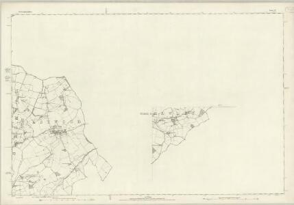 Buckinghamshire V - OS Six-Inch Map