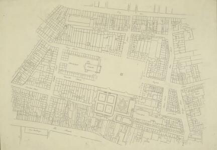 A Plan of the Parish of St Paul's Covent Garden