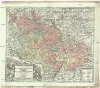 Palatinatus Inferior, sive electoratus Palatinus ad Rhenum