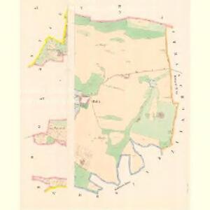 Zdiar (Zdár) - c9363-1-003 - Kaiserpflichtexemplar der Landkarten des stabilen Katasters