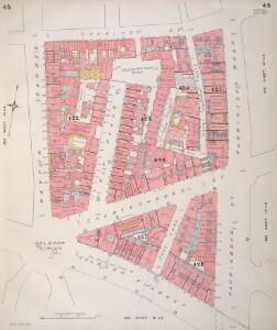 Insurance Plan of City of London Vol. II: sheet 45