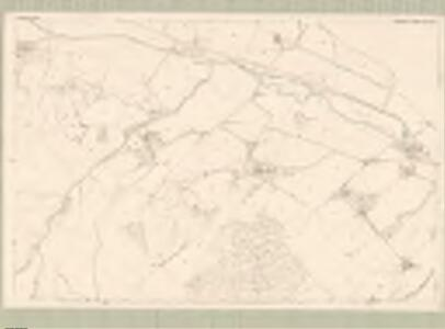 Dumfries, Sheet XL.13 (Dunscore) - OS 25 Inch map