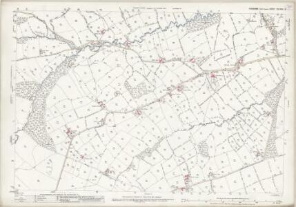 Yorkshire CCLXXIII.8 (includes: Cawthorne; Denby; Gunthwaite And Ingbirchworth) - 25 Inch Map