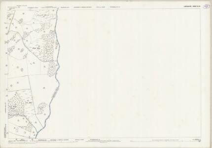 Lancashire IX.13 (includes: Cartmel Fell; Crosthwaite And Lyth; Upper Allithwaite; Witherslack) - 25 Inch Map