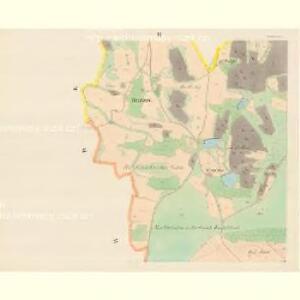 Prabsch - c8779-1-002 - Kaiserpflichtexemplar der Landkarten des stabilen Katasters