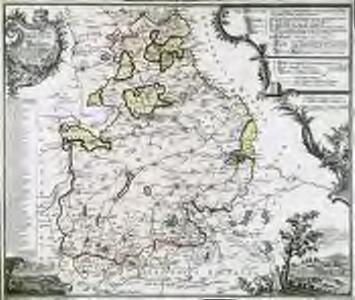 Geographische Mauth=Charte von Baÿern
