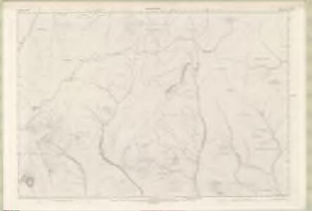 Inverness-shire - Mainland Sheet LXXXVI - OS 6 Inch map