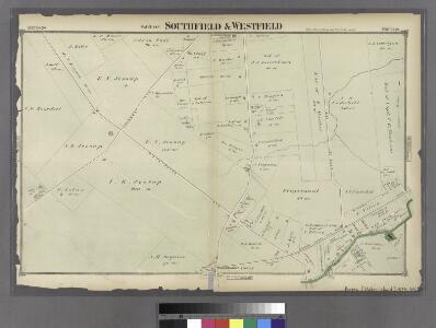Part of Southfield & Westfield.