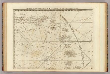 The Caribbee Islands, the Virgin Islands, and the Isle of Porto Rico.