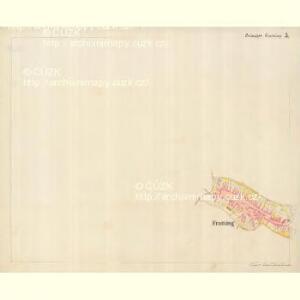 Fratting - m3476-1-006 - Kaiserpflichtexemplar der Landkarten des stabilen Katasters