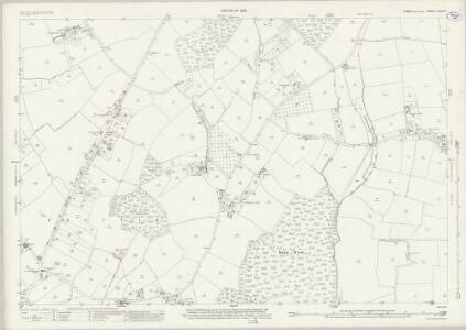 Essex (New Series 1913-) n XLIV.4 (includes: Black Notley; Fairstead; Great and Little Leighs) - 25 Inch Map