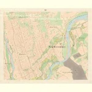 Neu Hrosenkau (Nowi Heasenkow) - m2073-1-015 - Kaiserpflichtexemplar der Landkarten des stabilen Katasters