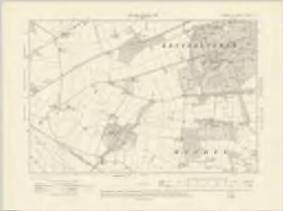 Norfolk LXXIV.SE - OS Six-Inch Map