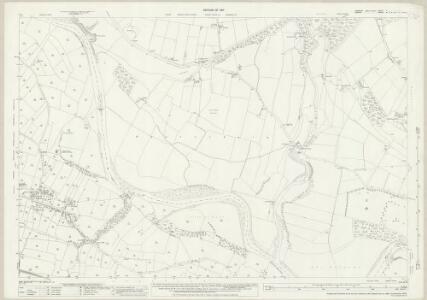 Yorkshire V.1 (includes: Eggleston; Mickleton; Romaldkirk) - 25 Inch Map