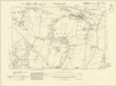 Berkshire XXXII.SE - OS Six-Inch Map