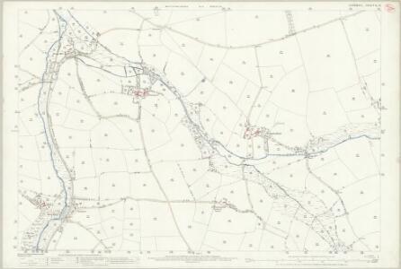 Cornwall XL.13 (includes: Newlyn) - 25 Inch Map