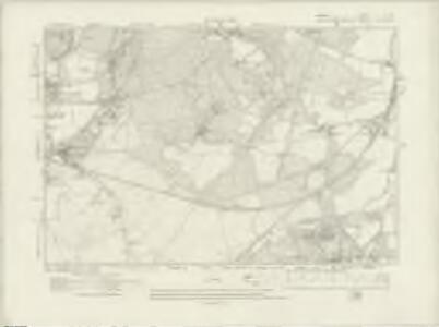 Surrey X.NE - OS Six-Inch Map
