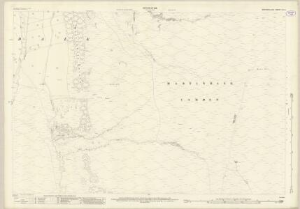 Westmorland XIII.9 (includes: Bampton; Martindale) - 25 Inch Map