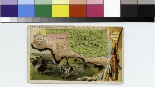 Indian Territory [Oklahoma].