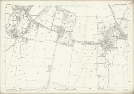 Middlesex XIX.11 (includes: Stanwell) - 25 Inch Map