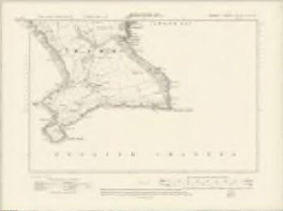 Cornwall LIV.SE & LV.SW - OS Six-Inch Map