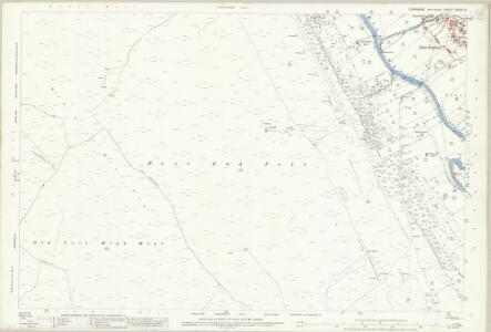 Yorkshire XCVIII.15 (includes: Hawkswick; Kettlewell With Starbotton; Litton) - 25 Inch Map