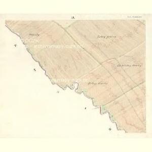 Ostra Vorstadt (Ostrowse Předmwstj) - m2196-1-008 - Kaiserpflichtexemplar der Landkarten des stabilen Katasters