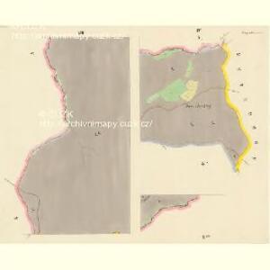 Georgensdorf - c0989-1-004 - Kaiserpflichtexemplar der Landkarten des stabilen Katasters
