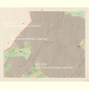 Bärringen - c5700-1-004 - Kaiserpflichtexemplar der Landkarten des stabilen Katasters