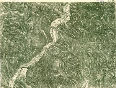 III. vojenské mapování 4661/2