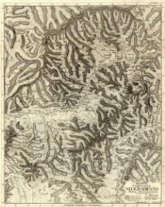 Mappa Comitatvs Neogradiensis Methodo Astronomico-Geometrica concinnata