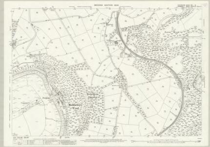 Devon CXI.3 (includes: Calstock; Tavistock Hamlets; Whitchurch) - 25 Inch Map