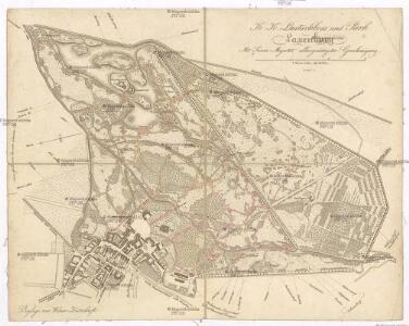 K. k. Lustschloss und Park Laxenburg