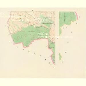 Tuschkau (Tauschkow) - c4606-1-003 - Kaiserpflichtexemplar der Landkarten des stabilen Katasters