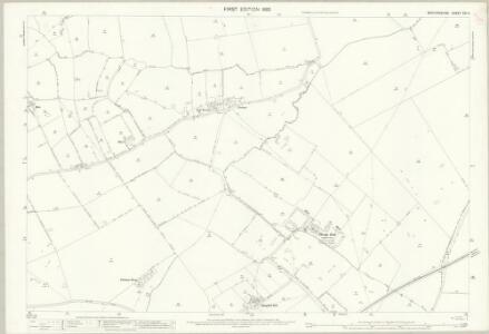 Bedfordshire XXI.5 (includes: Lidlington; Marston Moretaine) - 25 Inch Map