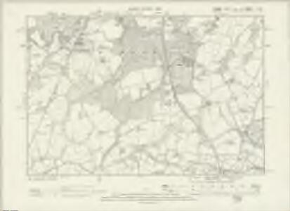 Sussex II.NE - OS Six-Inch Map