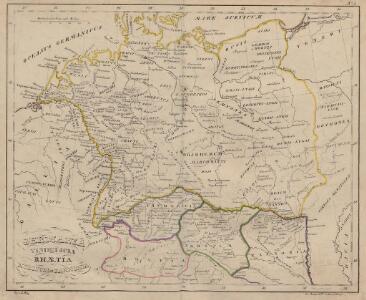 Germania Vindelicia Rhaetia Noricum et Pannonia