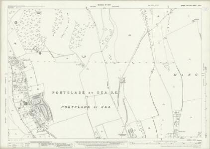 Sussex LXV.3 (includes: Hangleton; Portslade By Sea) - 25 Inch Map