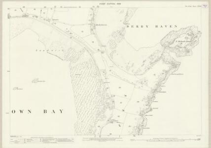 Isle of Man XVI.16 - 25 Inch Map