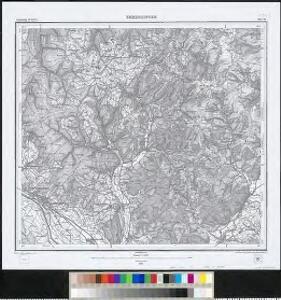 Meßtischblatt [7813] : Emmendingen, 1878