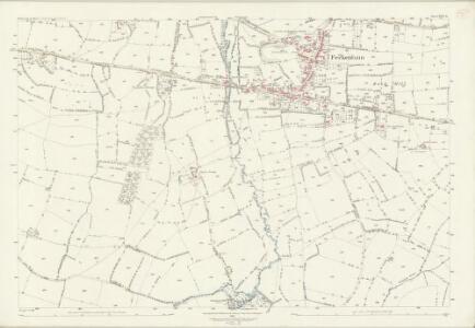 Worcestershire XXX.6 (includes: Feckenham; Inkberrow) - 25 Inch Map