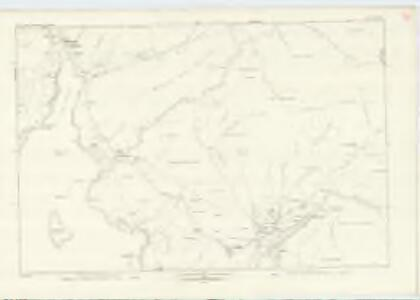 Inverness-shire (Isle of Skye), Sheet XXVIII - OS 6 Inch map