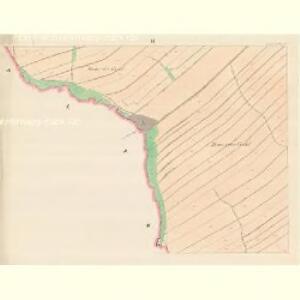 Bothenwald (Butowice) - m0304-1-005 - Kaiserpflichtexemplar der Landkarten des stabilen Katasters