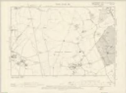 Hertfordshire XI.SW & XIX.NW - OS Six-Inch Map