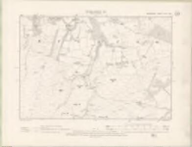 Perth and Clackmannan Sheet CXIX.NW - OS 6 Inch map
