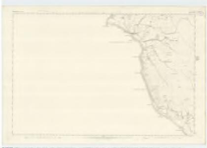 Argyllshire, Sheet CCLIII - OS 6 Inch map