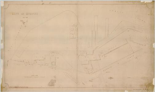 City of Sydney, Sheet Q4, additions 1895